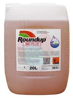 Roundup 20l