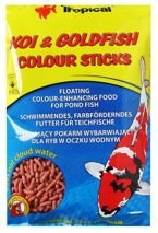 POKARM DLA RYB KOI & GOLDFISH COLOUR STICKS 1L (90g)