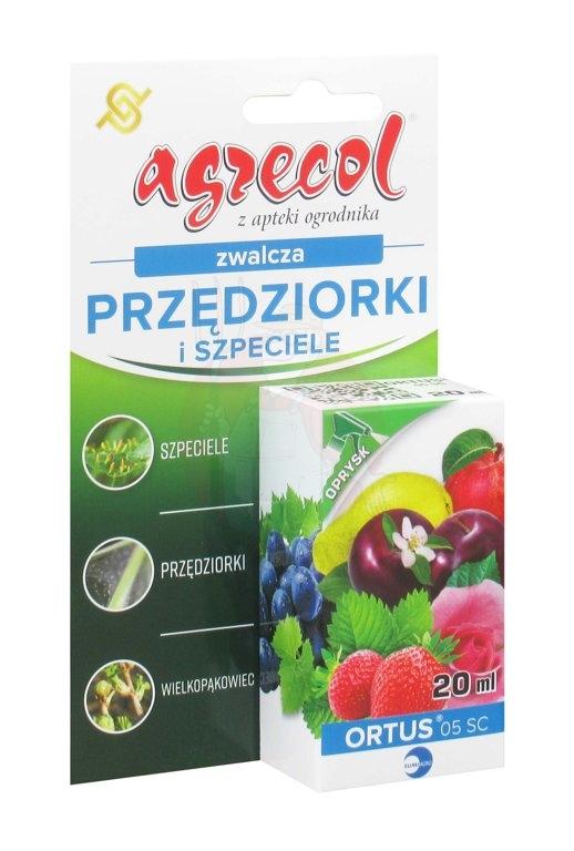 Znalezione obrazy dla zapytania agrecol ortus 20g