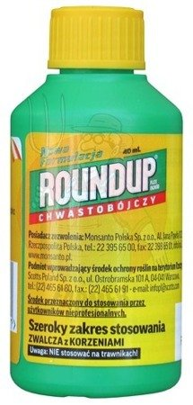 ROUNDUP ULTRA 170SL 40ml