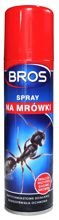 SPRAY NA MRÓWKI BROS 150ml