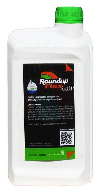 ROUNDUP FLEX 480 1L 1 L | Asortyment \ PLANT PROTECTION ...