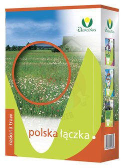 A mixture of grasses: Polska Meadow 0.5 kg