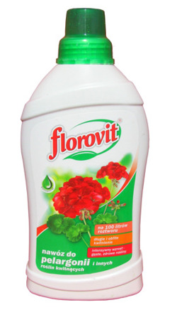 FLOROVIT NAWÓZ DO PELARGONII 1kg