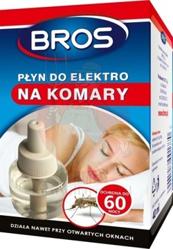 PŁYN DO ELEKTRO NA KOMARY 40ml