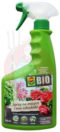 COMPO BIO SPRAY NA MSZYCE 750ml