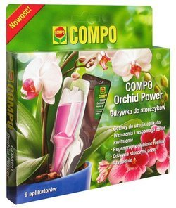 COMPO ORCHID POWER 5x30 ml